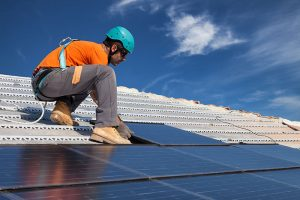 solar panel installation preston