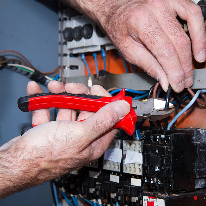 electrical contractor manchester